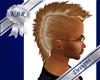 Blonde Mini-Hawk