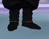 Fighter Boots Black