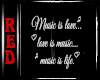  R Quote - Love Music