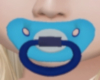 Child Whale Pacifier