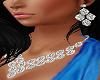 Earrings, Necklace Set