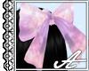 Pastel Galaxy Bow~