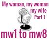 My woman my woman my..