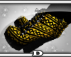 [D] Boots} Tribal yellow