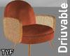 Round chair Dev