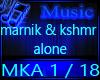 marnik & kshmr - alone