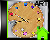 ! ARTIST CLOCK