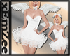 MZ - Snow Angel Dress