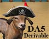 (A) Pirate Goat