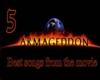Armageddon best sounds 5
