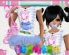 Piggy TuTu - Blue