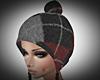 Peru winter plaid hat