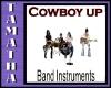 Cowboy Up Band Set