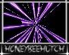 HBH Laser Show Purple