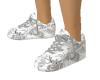 (M) White Tropic Sneaker