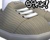 Cream Sikk Kicks