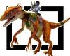 DR vélociraptor m