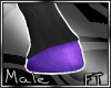 (M)Prpl Horse Feet[FT]