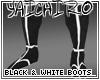 B&W Boots (Custom)