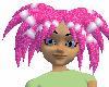pink valentine hair