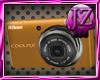 (JZ)NikonCoolPixS3000Gol