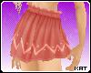 [K] Nouveau Rose Skirt