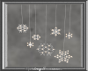 Hanging Snowflakes 2