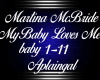 Martina McBride- My Baby