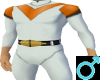 V-Force B.Suit Orange M