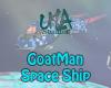 GoatMan Space Ship