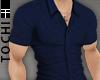 #T Tailor Shirt #Navy