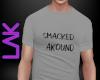 Smacked around
