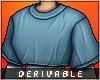 🛒 (F) Layered L/Shirt