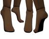 Thigh,Pantyhose Feet 50%