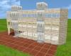 3 floor apt building