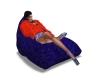 Chair Ci Blu realx