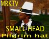 Hat**Pilgrim* small head