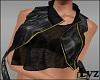 C. Leather Vest