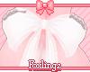 🎀 Valentine rump bow