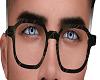 Black Gold Glasses