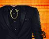 ~I~Black Suit Top