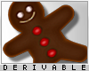 0 | Gingerbread LfHand M