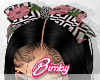 Blossomed Hair Bow