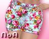 *NoA*Flower Mini Skirt 1
