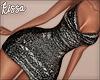 ! Black Sparkly Dress