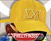 Pғ|Yella Fitted Cap