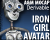 Eve - Iron girl AVATAR