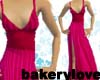 BakeryLove pink dress