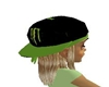 monster hat....blonde