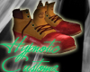 Custom Tims *Red*